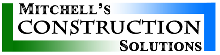 Mitchell's Construction Banner